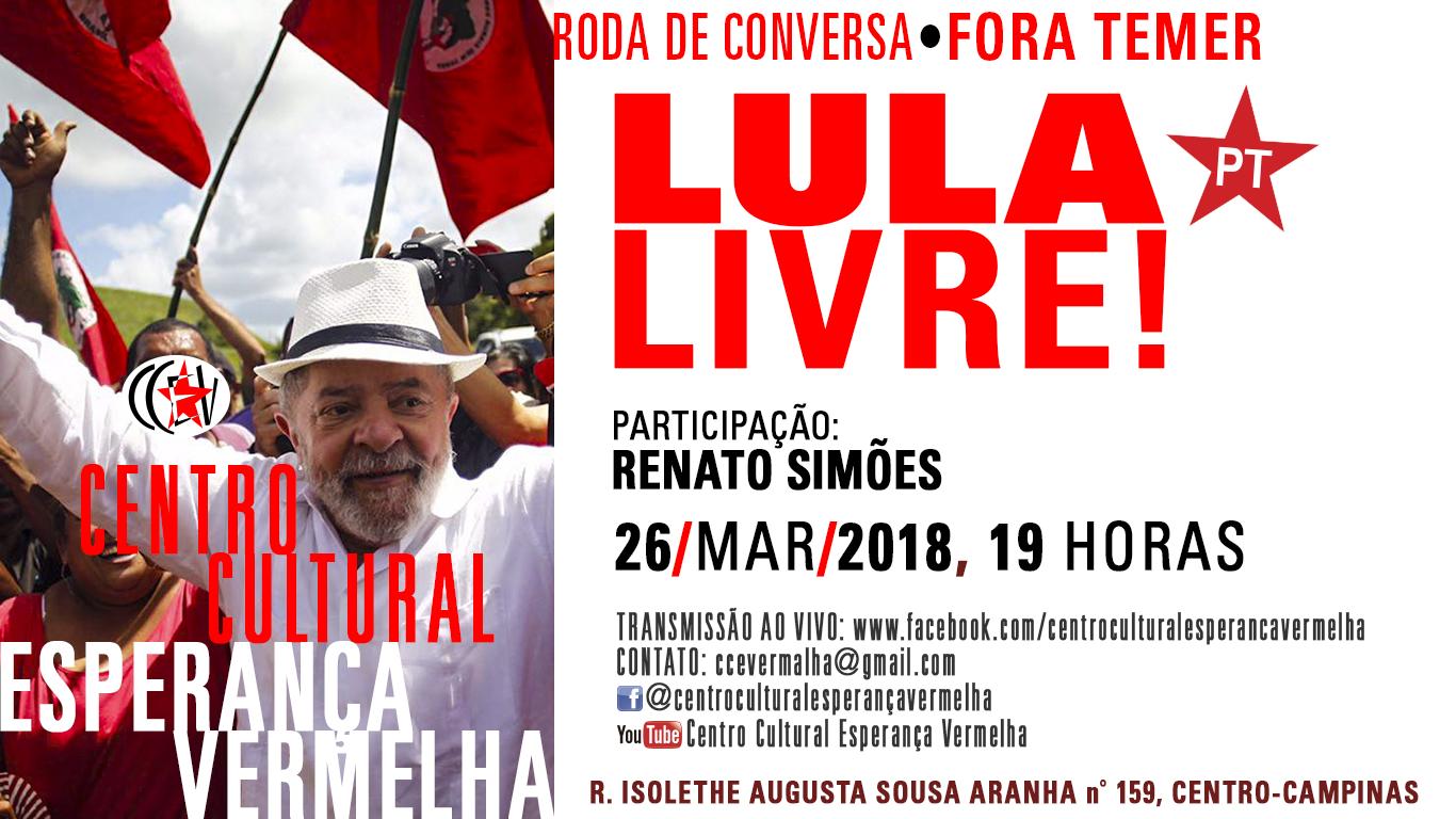 RODA DE CONVERSA